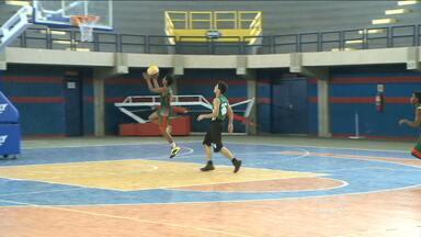 No basquete, 14 equipes brigam pelo títulos do JEMs - Equipes do interior e da capital disputam a fase final em São Luís