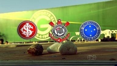 Goiás tem seqência complicada pela frente - Após duas derrotas, Verdão enfrentará Internacional, Corinthians e Cruzeiro, todos integrantes do G-4.