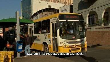Decreto libera venda de cartões de transporte dentro de ônibus em Cuiabá - Um decreto liberou a venda de cartões de transporte dentro de ônibus em Cuiabá.