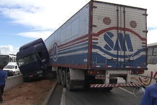 Acidente deixa um morto na BR-101, no Sul da Bahia - Veja mais informações no Giro de Notícias.