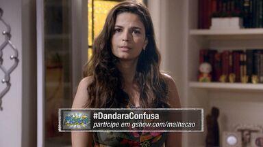 13/08 - #DandaraConfusa - Confira o novo App de Malhação!