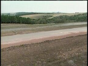 Novo kartódromo de Lages deve ficar pronto até novembro - Novo kartódromo de Lages deve ficar pronto até novembro