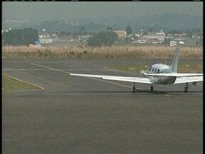 Aeroporto de Lages passa por obras e está sem voos comerciais - Aeroporto de Lages passa por obras e está sem voos comerciais