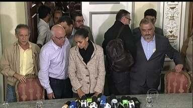 Sucessão de Campos é dúvida - No plano político-eleitoral, a grande incerteza é sobre a substituição do candidato à Presidência da República na coligação liderada pelo PSB. Ainda não se sabe se Marina Silva assumirá o posto.