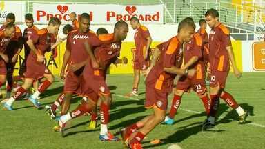 Boa Esporte tem bom desempenho na série B do Campeonato Brasileiro - Time enfrenta Sampaio Corrêa, no Sul de Minas.