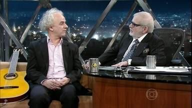 Jô entrevista Carlos Careqa - Careqa sempre esteve na cena da MPB: Arrigo Barnabé, Itamar Assumpção e Chico Buarque já participaram de seus discos