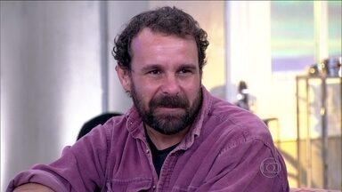Lembra dele? Jonas Torres relembra carreira mirim na TV - Fátima também recebe os atores Geytsa Garcia e Gabriel Palhares