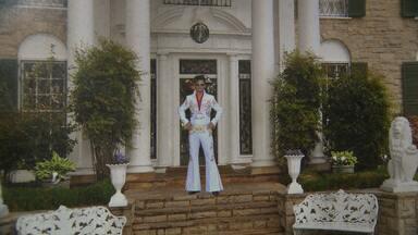 Fã de Elvis Presley tem mais de mil itens do cantor, em Campina Grande - Hoje, completa trinta e sete anos da morte do Rei do Rock.