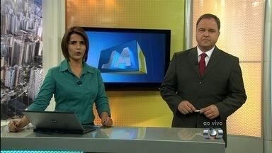 Confira os destaques do Jornal Anhanguera 1ª Edição - Operários sofrem acidente em obra de construção de ponte na GO-020, entre Goiânia e Bela Vista.