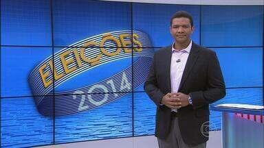 Confira a agenda dos candidatos ao governo de Pernambuco - Apenas os dois postulantes mais bem pontuados na pesquisa são mencionados.