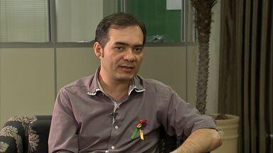 Aílton Lopes (PSOL) é entrevistado no CETV 2 edição - TV Verdes Mares realiza série de entrevistas com candidatos a governador do Ceará.