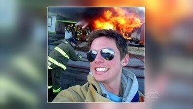 Selfie sem noção? Veja algumas imagens curiosas - Fátima comenta fotos arriscadas