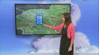 Confira a previsão do tempo para este sábado (23) em Ribeirão Preto e região - Fim de semana continua sem previsão de chuva em cidades da região.