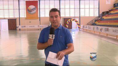 Mais de 500 atletas participam da 25ª Taça EPTV de Futsal a partir deste sábado (23) - Mais de 500 atletas participam da 25ª Taça EPTV de Futsal a partir deste sábado (23)