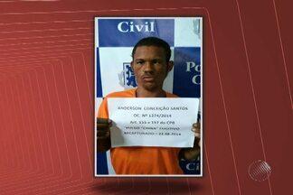 Homem que fugiu do Departamento de Polícia Técnica é preso - Veja esse e outros assuntos no giro de notícias.
