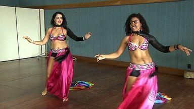 Festival de danças árabes acontece em Aracaju - Vários grupos de dança irão se apresentar na capital sergipana.