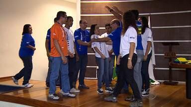 Sergipanos irão participar da etapa nacional da Olimpíada do Conhecimento - Alunos do Senai vencedores da fase estadual estão se preparando para enfrentar competidores de outros Estados. Campeões nacionais irão representar o Brasil.