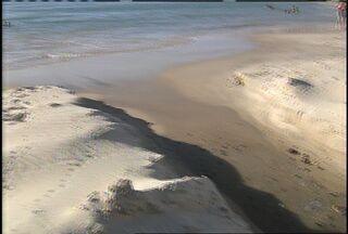 Dez trechos da orla de Fortaleza estão impróprias para o banho - Água do mar suja pode trazer doenças graves para os banhistas.