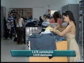 Comércio do Oeste Paulista registra número alto de demissões - Dados do mês de julho de 2014 foram maiores do que o mesmo período do ano passado.
