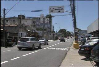 Duas avenidas do Bairro Benfica, em Fortaleza, terão faixas para ônibus - Avenida da Universidade e Carapinima terão faixas exclusivas para ônibus.
