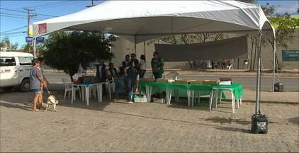 JPB2JP: Combate de pragas urbanas em bairros da Capital - Casas e construções estão sendo visitadas.