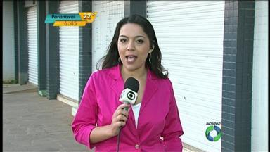 Começa hoje atendimento às vítimas da enchente que pediram liberação do FGTS - O atendimento é para moradores da região de Guarapuava. A enchente foi em junho.