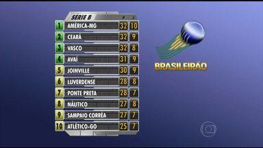 Na série B, Boa Esporte perde para o Oeste - O América assumiu a liderança da competição.