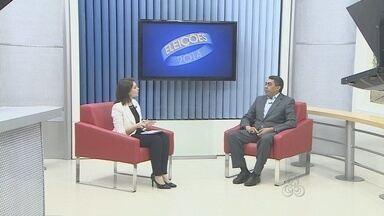 TV Rondônia recebe o candidato ao governo de RO, Padre Ton - O candidato foi entrevistado e falou sobre suas propostas de governo.