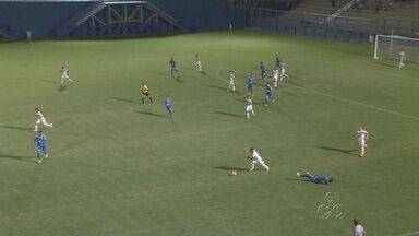 Princesa dá o troco e vence o São Raimundo-RR por 2 a 0, em Manaus - Em jogo da 6ª rodada da Série D, time do AM se recupera de derrota para o mesmo adversário.