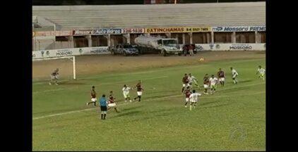 Confira os gols da derrota do Campinense para o Baraúnas - Raposa vai a Mossoró e é goleado pelos donos da casa