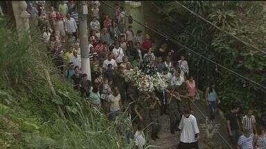 Missa inicia comemorações da padroeira de Santos, SP - Dia da Santa é comemorado no dia 8