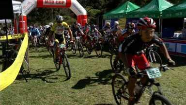Copa de Mountain Bike é realizada em Visconde de Mauá, RJ - Ciclistas de vários estados subiram a Serra da Mantiqueira para participar da última etapa da competição. Campeão, Daniel Tavares Maia, fala sobre a conquista e os planos para a carreira.