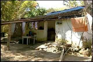 Feto é encontrado em comunidade rural de Sumidouro, no RJ - A jovem que abortou o feto disse que não sabia que estava grávida.