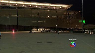 Bragantino e Corinthians jogam na noite desta quarta na Arena Pantanal - Bragantino e Corinthians jogam na noite desta quarta na Arena Pantanal