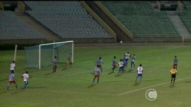 Barras vence Biroesportes pelo Campeonato Piauiense Sub-17 - Barras vence Biroesportes pelo Campeonato Piauiense Sub-17