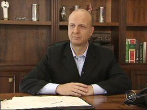 TEM Notícias entrevista candidato Laércio Benko - undefined