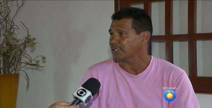 Pai que teve o filho preso diz que não quer perdê-lo - Seu Aílton esteve na TV Cabo Branco e falou de sua relação com o filho, detido após um assalto.