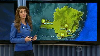 Previsão é de tempo frio no final de semana em Belo Horizonte - Pode deixar os casacos e cobertores do lado de fora.
