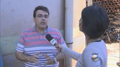 Com estiagem, Américo Brasiliense passa a racionar água por 4 horas - Com estiagem, Américo Brasiliense passa a racionar água por 4 horas