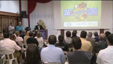 Feira de negócios é lançada em Registro, SP - Expovale é a maior feira de negócios do Vale do Ribeira