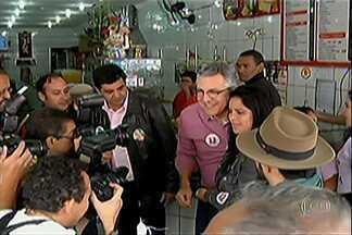 Alexandre Padilha visita o Alto Tietê - O candidato a governador de São Paulo esteve em Suzano e Mogi das Cruzes.