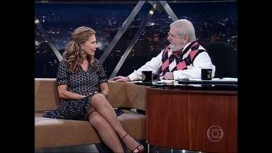 Programa Do Jô Roberto Carlos Ramos Emociona A Todos Com