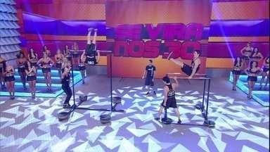 'Se Vira nos 30' apresenta grupo Calistenia Brasil - Quarteto anima a plateia com a arte da ginástica
