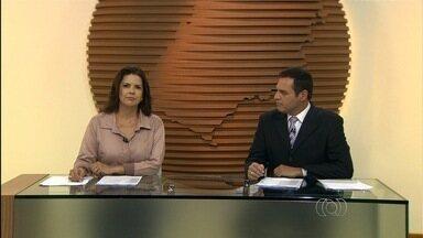 Confira os destaques do Bom Dia Goiás - Homem com suspeita de meningite e sofrendo convulsões enfrenta dificuldades para conseguir leito em uma Unidade de Terapia Intensiva (UTI).