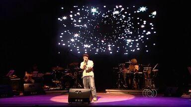 Festival 'Canta Cerrado' reúne talentos musicais da indústria e da comunidade, em Goiânia - O evento foi organizado pelo Sesi, que completou 20 anos.