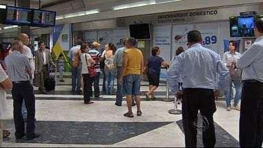 Saiba como agir em caso de emergência nos aeroportos - O Aeroporto Internacional de Campo Grande deveria ter uma estrutura de equipamentos profissionais para atender as ocorrências. Mas o atendimento não é feito de acordo com todos as regras da Anac
