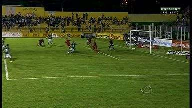 Luverdense vence Vila Nova de Goiás por 2 a 0 - O Luverdense venceu o Vila Nova de Goiás por 2 a 0.