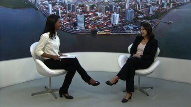 Especialista dá dicas de comportamento para entrevista de trabalho - A analista de carreira, Janaina Machado, dá dicas de como se comportar em uma entrevista de trabalho. Segundo ela, o excesso de informação e nervosismo podem prejudicar o desempenho do candidato.