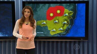 Semana começa com frio em Belo Horizonte - Termômetros chegaram a marcar 10,7ºC nas regiões mais altas da cidade.
