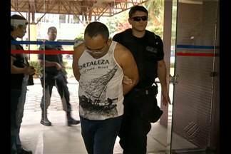 Investigações sobre a quadrilha que aplicava golpes com passagens aéreas avançam - Outros envolvidos foram presos e apresentados na Delegacia Geral, em Belém.